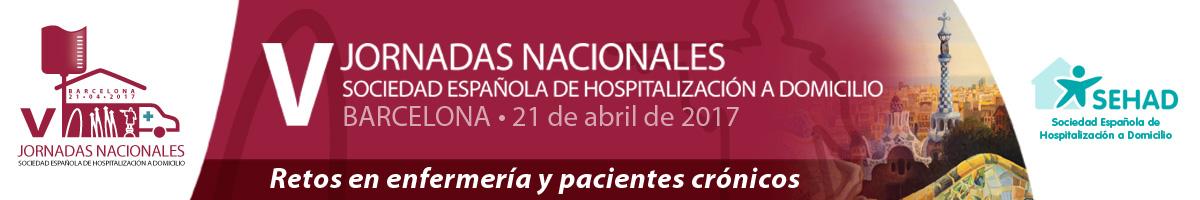 Jornadas SEHAD 2017. Barcelona 21 de abril